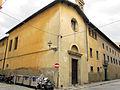 Via della colonna, chiesa s.m.angiolini, ext. 06.JPG