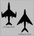Vickers Valiant variations top-view silhouettes.png