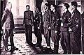 Vidkun Quisling og seks norske frontkjempere, bl.a. Arne Nilsen, Sophus Kahrs.jpg