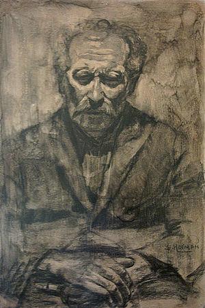 Jan Cornelis Hofman - Image: Vieil Homme
