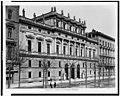 Vienna. Palace of Archduke William LCCN91732212.jpg