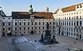 Vienna Austria Denkmal-Franz-I-in-der-Wiener-Hofburg-01.jpg