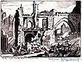 Vieux tours, rue de la scellerie, église des augustins, auteur Ferdinand Dubreuil, tours 1940 archives ABMVT.jpg