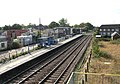 View along railway line from footbridge - geograph.org.uk - 1516086.jpg