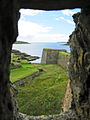 View from Guard House in Charles Fort.jpg