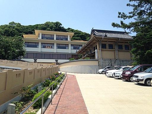 View of Shumpanro Hotel, Shimonoseki, Yamaguchi