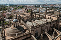 View on Seville Cathedral and Seville city from Giralda (6931810990).jpg
