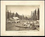 Views in Utah- Saw Mill of Judge W.A. Carter in Uinta Mountains 22 miles South of Fort Bridger.jpg