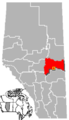 Viking, Alberta Location.png