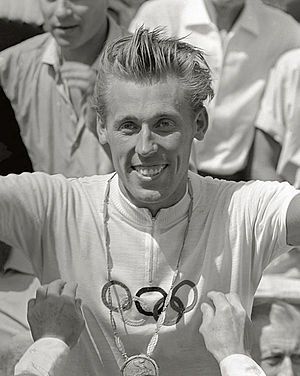 Viktor Kapitonov - Kapitonov at the 1960 Olympics