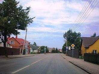 Vilkaviškis - Image: Vilkaviškis 1