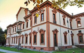 Cinisello Balsamo - Villa Ghirlanda.