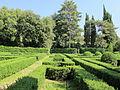 Villa schifanoia, giardino, terza terrazza 08.JPG