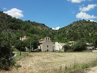 Saint-Jeannet, Alpes-de-Haute-Provence Commune in Provence-Alpes-Côte dAzur, France