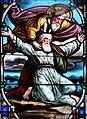 Villeréal - Église Notre-Dame - Vitrail de l'histoire de Moïse - 4.jpg