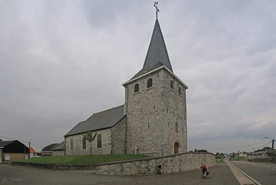 Villers-le-Bouillet (Belgium): Saint Martin's Church
