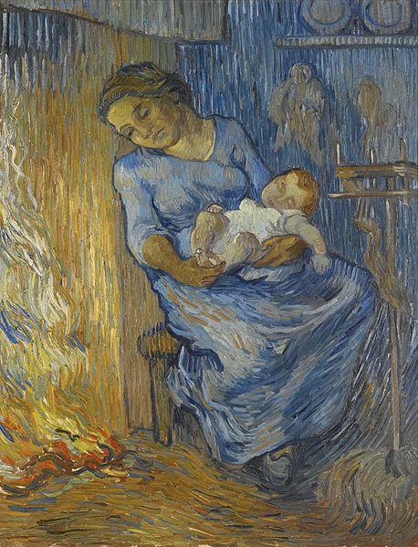 File:Vincent van Gogh - L'homme est en mer (1889).jpg