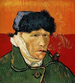 Vincent van Gogh - Self Portrait with Bandaged Ear and Pipe.jpg