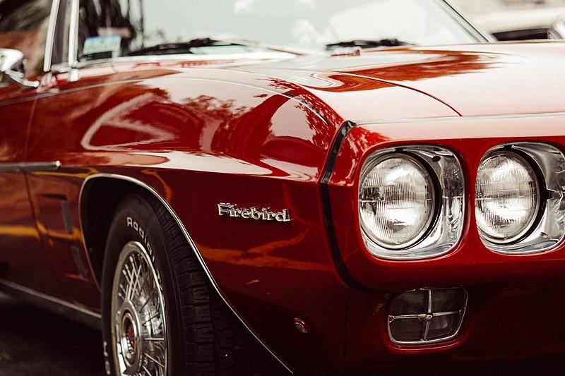 File:Vintage red Pontiac Firebird (Unsplash).jpg