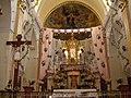 Virgen María de Urqupiña en su altar.JPG