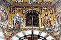Virgin Mary and St. John the Apostle mosaic - Palatine Chapel - Aachen - Germany 2017.jpg