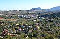 Vista de Senija des de la muntanya del Murtalet.JPG
