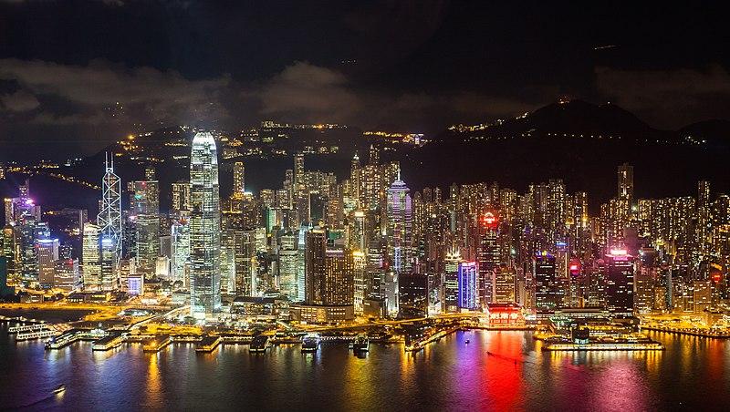 File:Vista del Puerto de Victoria desde Sky100, Hong Kong, 2013-08-09, DD 11.JPG