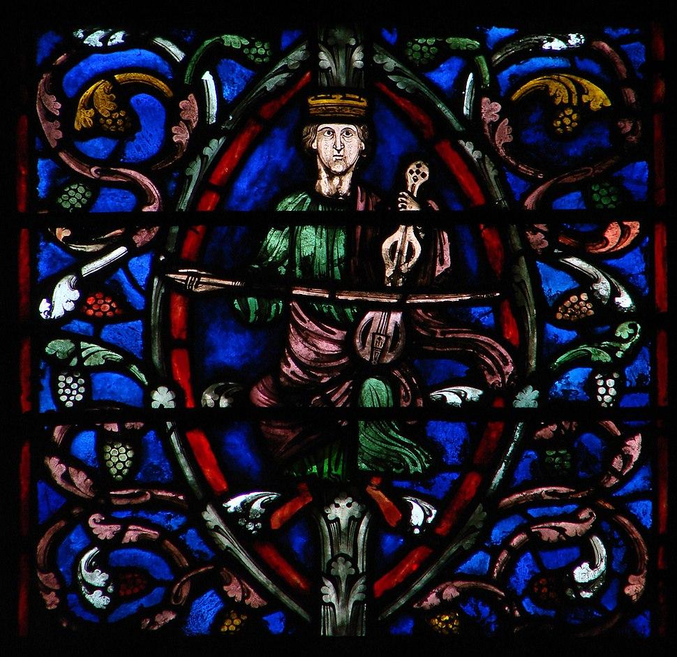 Vitrail Arbre de Jessé Cathédrale Troyes 200208 2