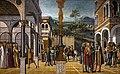 Vittore Carpaccio - Recepção de um legado, c. 1490.jpg