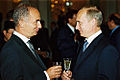 Vladimir Putin with Lars Vissing.jpg