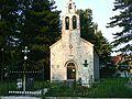 Vlassky kostel, prvni stavba v Cetinji (okolo 1450).jpg