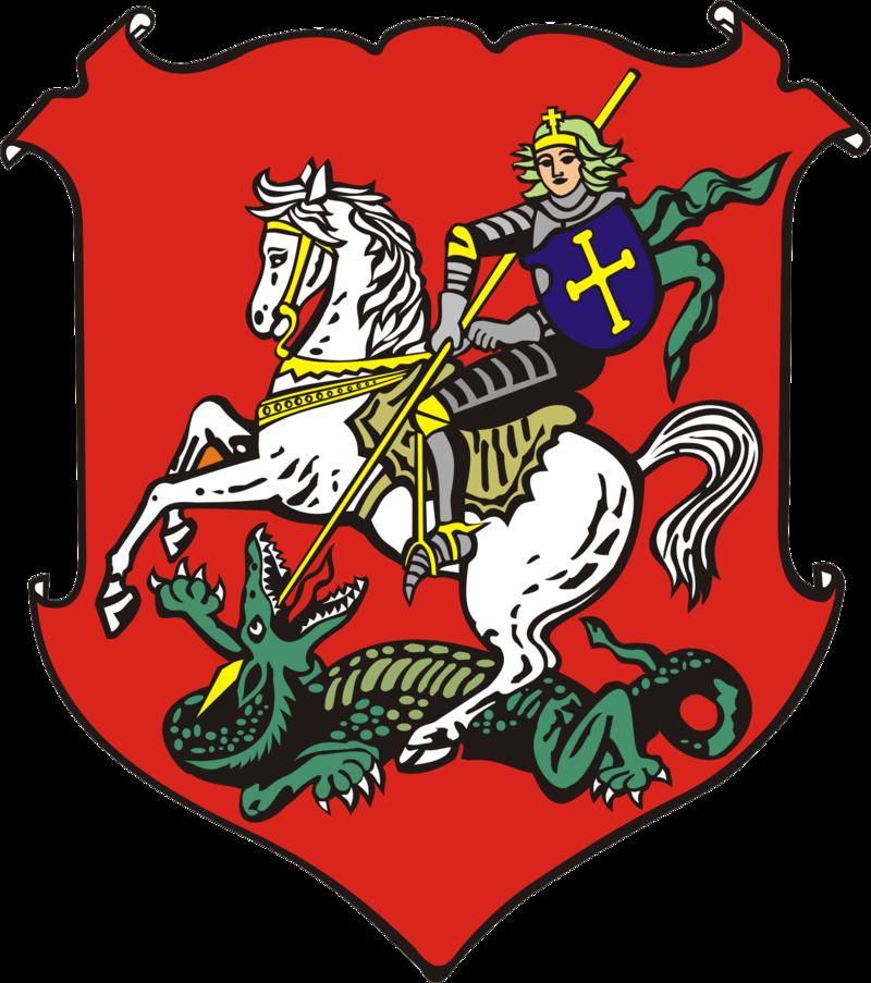Znak obce Vysoké Mýto