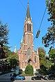 Währing (Wien) - Weinhauser Pfarrkirche.JPG