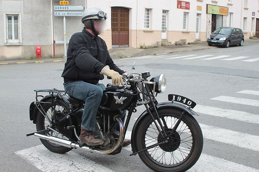 Motobécane, 1940.