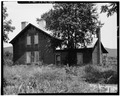 WEST SIDE - Thomas J. Bruce House, State Route 8 (south side), Vanceburg, Lewis County, KY HABS KY,68-VANC.V,2-4.tif