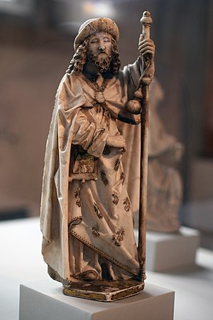 Gil de Siloé - Image: WLA metmuseum 1489 Saint James