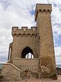 WLM14ES - Olite Palacio Real Torre de los cuatro Vientos 00039 - .jpg