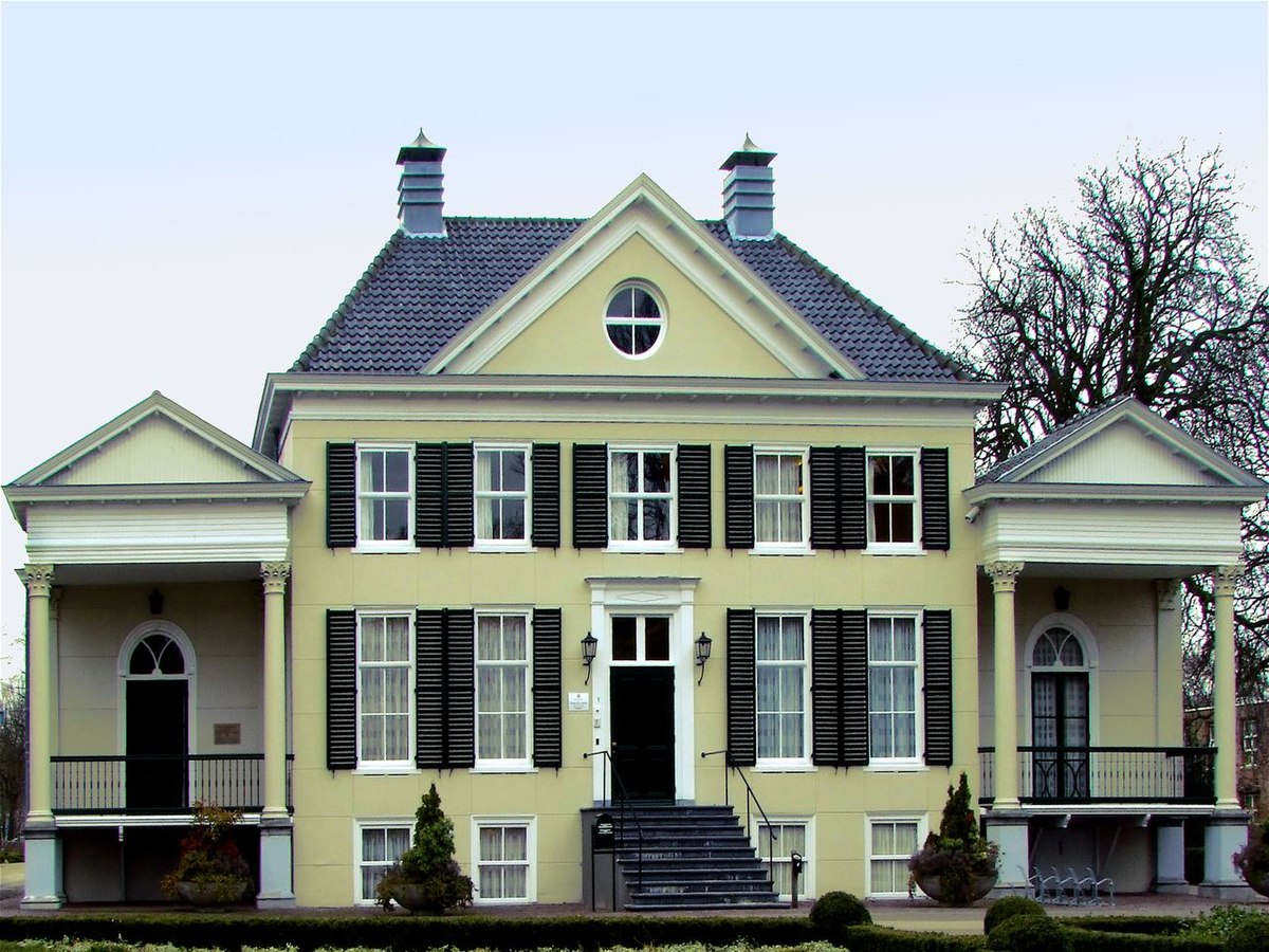 Oud rozenburg wikipedia for Landhuis inrichting