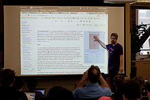 WMF Metrics Meeting July 2013 10.jpg