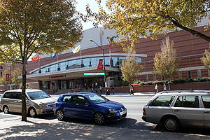 Temple Owls - Liacouras Center, home of Temple Owls basketball and volleyball teams since 1997.