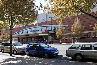 Liacouras Center Arena in Pennsylvania, United States