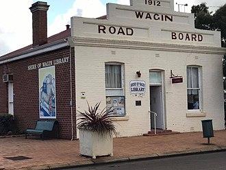 Wagin, Western Australia - Wagin library 2017