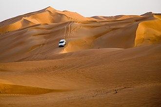 Sharqiya Sands - Image: Wahiba Sands (12)