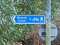 Walsall Canal - Wednesbury - sign (38513377902).jpg