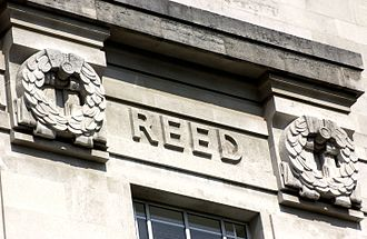 Walter Reed - Walter Reed's name as it features on the LSHTM Frieze