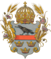 Coat of arms of the Kingdom of Galicia from 1804