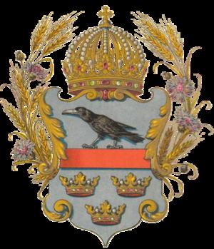 Alfred Józef Potocki - Image: Wappen Königreich Galizien & Lodomerien