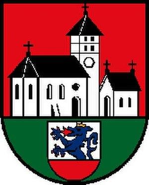 Zwettl an der Rodl - Image: Wappen at zwettl an der rodl