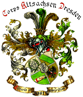 Corps Altsachsen Dresden