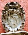 Wappen des Salzburger Erbischofs Burg Tittmoning.JPG